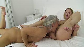 Sensual Lesbian Intercourse TRAILER