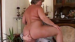 Amateur common folks exalt chubby women Vol. 4