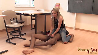 Detention Again - Hard CBT by Miss Courtney