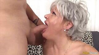 Golden Slut - Experienced Lady Blowjob Compilation Part 20