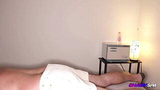 Amateur Mingy Cam Massage with Full Release Handjob - Tana