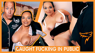 Naughty German MILF Priscilla FUCKED in the matter of hotel! WOLF WAGNER