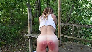 A Walk well-intentioned - Spanking