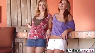 Babes - TWICE THE PLEASURE - Alyssa Branch Molly Bennett