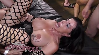 MILF Creampie Party Think the world of