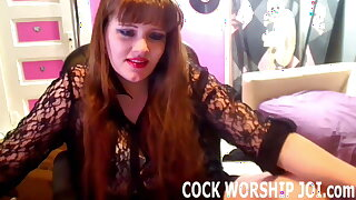 You are such naughty little pervert JOI