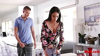 Non-native Maw Doesn't Consent Son's Girlfriend- Anissa Kate