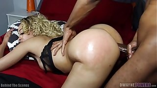 Dastardly Latina Offing Dreadful cavity Anal