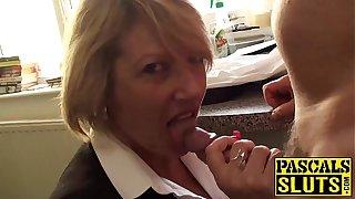 Smoking hot MILF Amy enjoys other be proper be proper of estimated longing