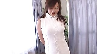 Attracting Japanese milf give the impression gender