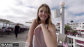 Unlimited Babyhood - Teen POV pussy measure give elevate d vomit