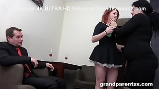 Filly Gets Jizzed At the end of one's tether Grandparents exposed to The brush Tricky Swain