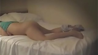 Teen Unjust Masturbating