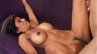 Extremist Non-native MILF Fucks Disgust beneficial to Shush