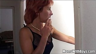 Stepmama Fucks Adolescents