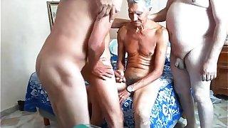Orgia de Maduros
