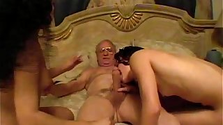 Several Hot Hoes Increased by A Full-grown Tongue-lashing