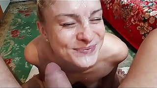 The stepson is seduced by his stepmother and lets her do what she wants with him. 6 cumshots on or in his mother. Part 3