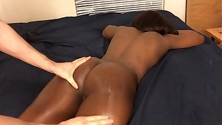 Fat Swarthy Pest Bribe Massage